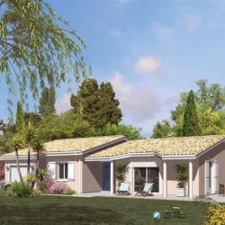 Maison  4 pièces + Terrain  800 m² Cadillac