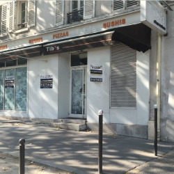 Location Local commercial Paris 12ème 109 m²