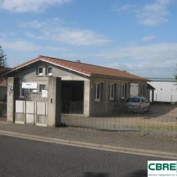 Vente Entrepôt Cournon-d'Auvergne 360 m²