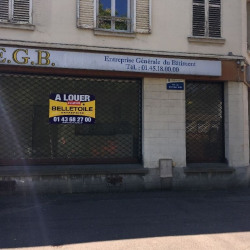 Location Local commercial Maisons-Alfort 66 m²