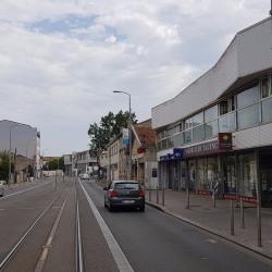 Location Bureau Talence 221 m²