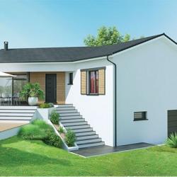 Maison  4 pièces + Terrain  700 m² Issoire