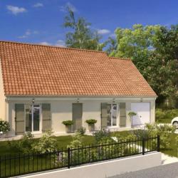 Maison  4 pièces + Terrain   m² Charentilly