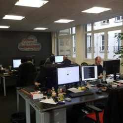 Location Bureau Paris 9ème 102 m²