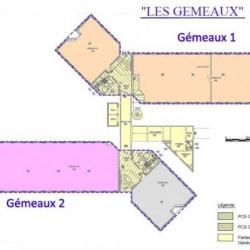 Location Bureau Villeurbanne 978,1 m²