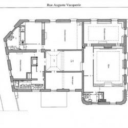 Location Bureau Paris 16ème 945 m²