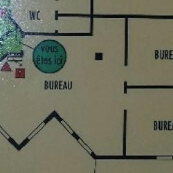 Location Bureau Marcoussis 55 m²