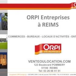 Location Local d'activités Reims (51100)