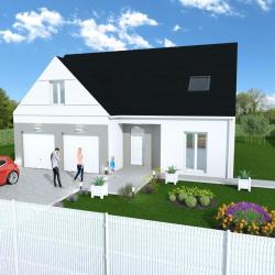 vente Maison / Villa 4 pièces Dreux
