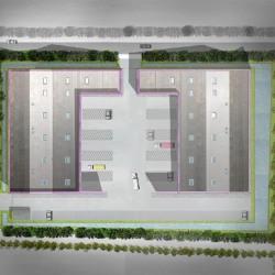 Location Local d'activités Massy 5701 m²