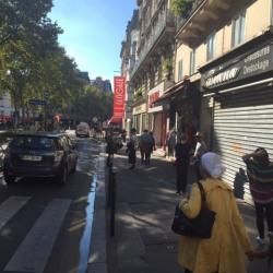 Location Local commercial Paris 18ème 145 m²