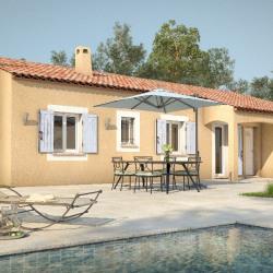 Maison  3 pièces + Terrain  1614 m² Valensole