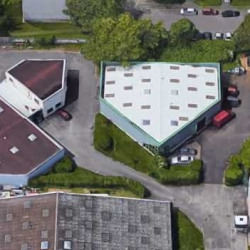 Vente Entrepôt Vaulx-en-Velin 480 m²