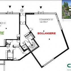 Vente Local commercial Isle 102 m²