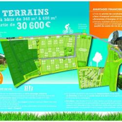 Vente Terrain Saint-Planchers 658 m²