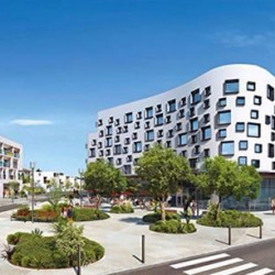 Location Bureau Biarritz 66 m²