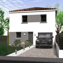 Maison  4 pièces + Terrain  400 m² St Rambert d Albon