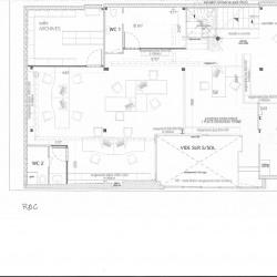 Location Bureau Paris 6ème 470 m²