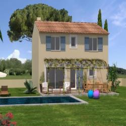 Terrain  de 250 m²  Sainte Tulle  (04220)