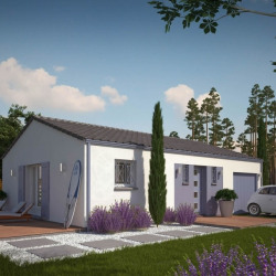 Maison  3 pièces + Terrain  414 m² Mimizan