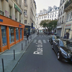 Location Local commercial Paris 2ème 41 m²