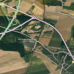 Location Local d'activités Warluis 670 m²