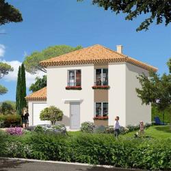 photo maison neuve Saint-Cyr-sur-Mer