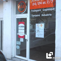 Location Local commercial Voiron 37 m²