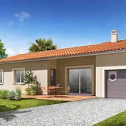 Maison  4 pièces + Terrain  405 m² Merville