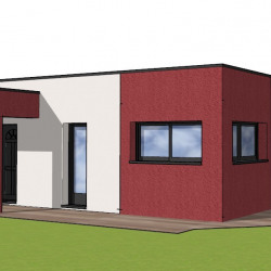 Maison  4 pièces + Terrain  818 m² Ruffiac