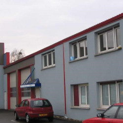 Location Bureau Hœnheim 240 m²