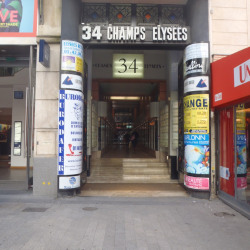 Location Local commercial Paris 8ème 22 m²
