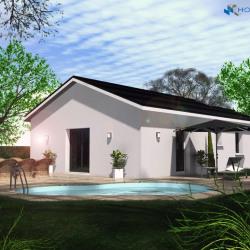 Maison  5 pièces + Terrain  737 m² Marcilloles