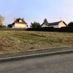 Vente Terrain École-Valentin 1200 m²