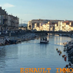 Vente Local commercial Sète 500 m²