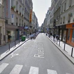 Location Local commercial Paris 2ème (75002)