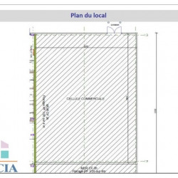 Location Local commercial Tignieu-Jameyzieu 260 m²