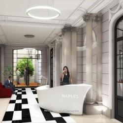 Location Bureau Paris 8ème 2300 m²