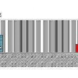 Vente Entrepôt Le Haillan 4000 m²