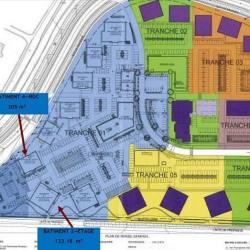 Location Local d'activités Laval 428,18 m²