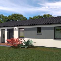 Maison  4 pièces + Terrain  600 m² Montrond-les-Bains