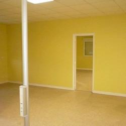 Location Bureau Le Plessis-Grammoire 112 m²