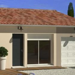 Maison  3 pièces + Terrain  582 m² La Couronne