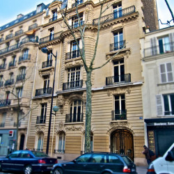 Location Bureau Paris 16ème 145 m²