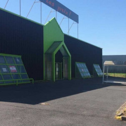 Location Local commercial Fayet 1139 m²