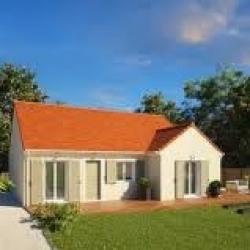 Maison  5 pièces + Terrain  1200 m² Mesnil-Clinchamps