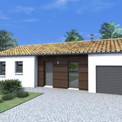 Maison  5 pièces + Terrain  447 m² La Flocellière