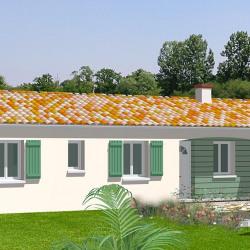 Maison  6 pièces + Terrain  916 m² Le Pin