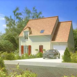 Maison  5 pièces + Terrain  609 m² Villecresnes
