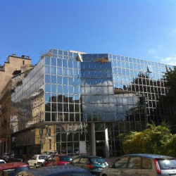 Location Bureau Grenoble 491 m²